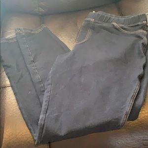 Denim - Size XL dark denim Jeggings